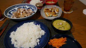 アジアンご飯